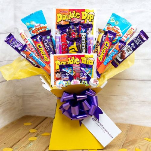 Sweets & Chocolate Bouquet